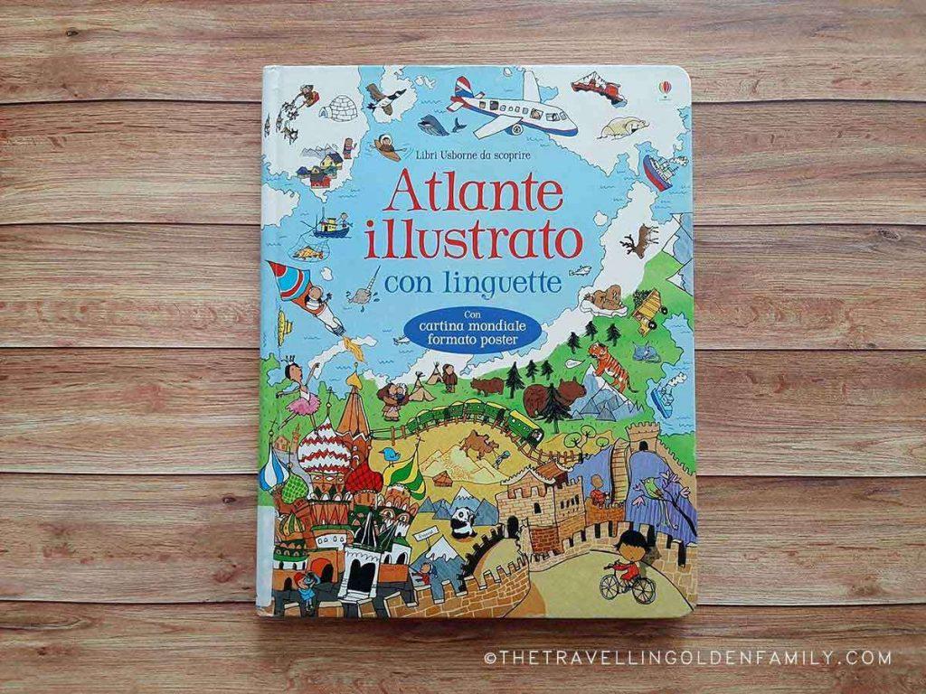 atlante illustrato per bambini