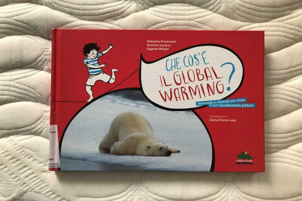libro per bambini cambiamenti climatici